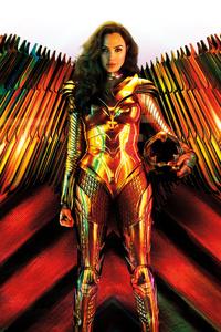360x640 2021 Wonder Woman 1984 15k