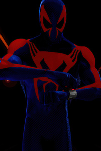 320x568 2022 SpiderMan Into The Spider Verse 2 5k