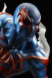2099 Spider Man 4k