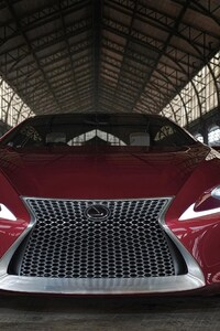 2106 Lexus LC 500