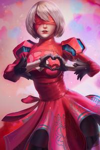 2B Nier Automata Valentine
