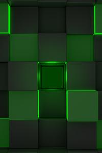 3d Cubes 4k
