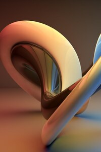 240x320 3D Shapes
