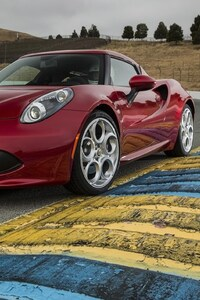4C Alfa Romeo