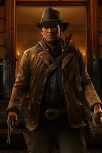 4k 2018 Red Dead Redemption 2