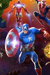 1080x1920 4k 2020 Marvel Contest Of Champions