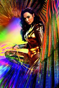 4k 2020 Wonder Woman 1984