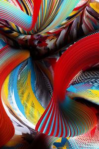 1080x2160 4k Abstract Illustration