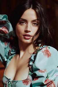 1125x2436 4k Ana De Armas 2020 Actress