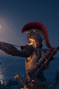 4k Assassins Creed Odyssey Bow And Arrow