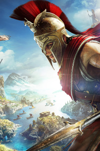 4k Assassins Creed Odyssey