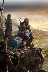 750x1334 4k Assassins Creed Valhalla 2020 Game
