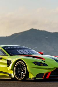 4k Aston Martin Vantage Gte