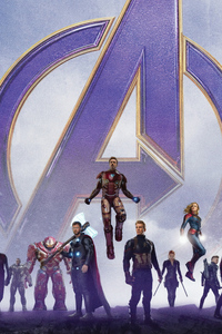 4k Avengers Endgame 2019