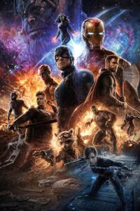 4k Avengers Endgame