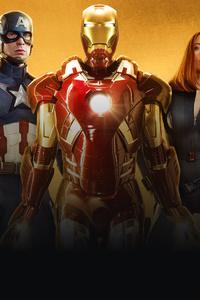 720x1280 4k Avengers Infinity War