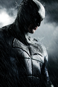480x800 4k Bat Man