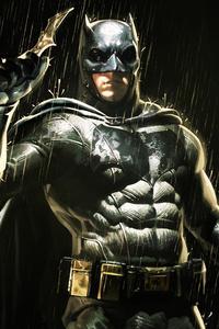 1440x2960 4k Batman 2020