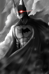 1125x2436 4k Batman Artworks