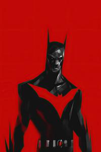 4k Batman Beyond 2020 Artwork