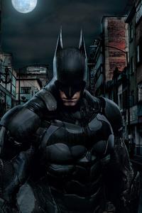 640x1136 4k Batman