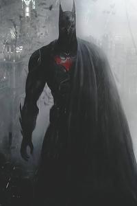 4k Batman Knight Art