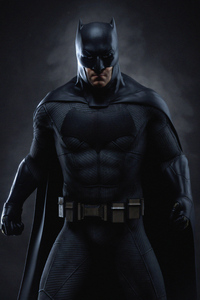 1125x2436 4k Batman New Artworks