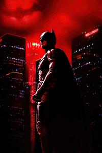 4k Batman Red