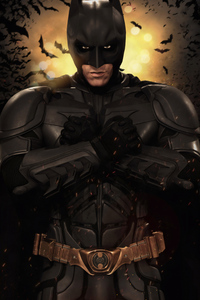 4k Batman The Dark Knight Art