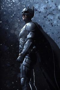 320x480 4k Batman The Dark Knight