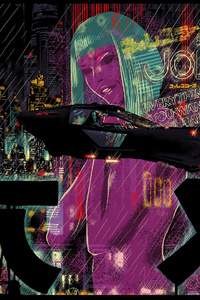750x1334 4k Blade Runner 2049