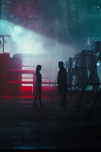 4k Blade Runner 2049 Artwork