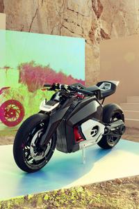 1280x2120 4k BMW Vision DC Roadster