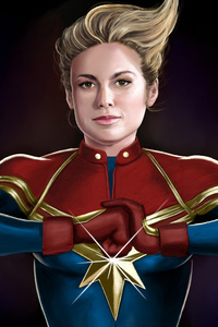 Captain Marvel 1125x2436 Resolution Wallpapers Iphone Xs Iphone 10 Iphone X