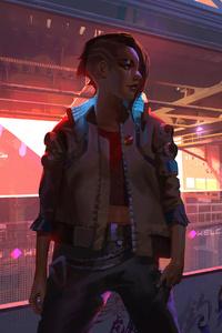 640x1136 4k Cyberpunk 2077 Game Coming