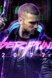 4k Cyberpunk 2077 Game