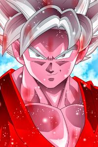 1242x2688 4k Dragon Ball Super Goku
