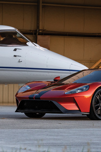 4k Ford GT New