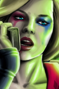 4k Harley Quinn