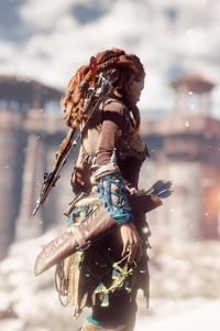 4k Horizon Zero Dawn Game