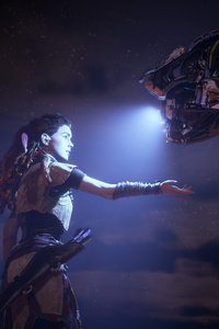 4k Horizon Zero Dawn Hd