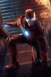 4k Iron Man 2020