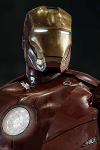 4k Iron Man New 2019