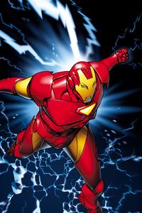 4k Iron Man New Artwork