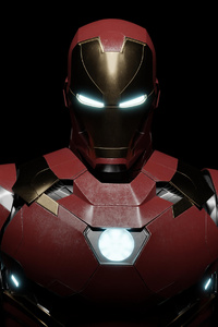 4k Iron Man New
