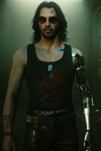 4k Johnny Silverhand Cyberpunk 2077