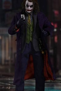 800x1280 4k Joker 2020 Art