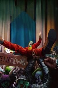 4k Joker Clowns
