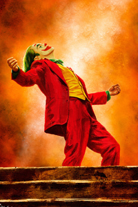 1440x2960 4k Joker Joaquin Phoenix