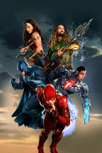 4k Justice League